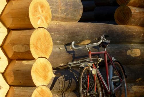 Tout comme le vélo, la fuste est hautement écologique...